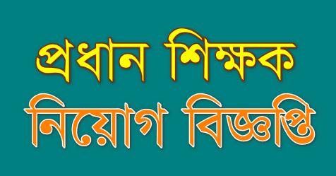 NGO Head Teacher Job Circular